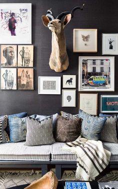 ich wollte immer ein Sofa, das auch Gästebett ist....