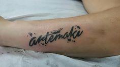 #lettering #tattoo #menikisz