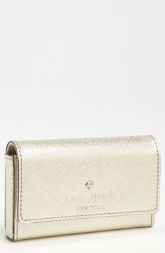 kate spade new york 'mikas pond - holly' card case available at #Nordstrom