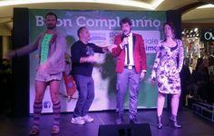 Auchan weekend COLORADO  | Con Paolo Ruffini, Impastato e Fubelli