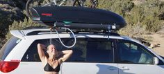 Road Shower - The Rack Mounted Solar Shower - Road Shower 2 Backpacking Trails, Camping Gear, Outdoor Camping, Outdoor Gear, Adventure Trailers, Camp Trailers, Kangoo Camper, Solar Shower, Sprinter Van Conversion