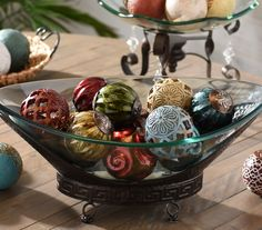 Decorative orbs are only as beautiful as the bowl you put them in! Kirkland's has unique designs that fit with every type of home decor style. Plus, these decorative bowls and orbs are great for the living room, dining room, bathroom, entryway and so many more places!