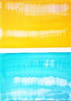 "Piotr Kalinowski - ""20"" - oil on canvas 100x70cm - 2014"
