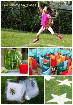5 fun summer activities