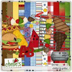 """""""chillin & grillin"""" CHelle's creations"""