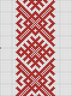 "Decent pattern, not problematic. Ostensibly an ""amulet"" for ""success in business and study"" but not sure how that's constructed/interpreted. Cross Stitch Borders, Cross Stitch Flowers, Cross Stitch Charts, Cross Stitch Designs, Cross Stitching, Cross Stitch Patterns, Motifs Blackwork, Blackwork Embroidery, Folk Embroidery"