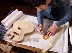 Step-by-Step Guide for Building a Guitar from Scratch Guitars are often considered a work of art on their own, and the process of making a guitar from scratch is often a very creative one. While ma...