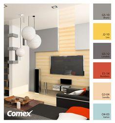 El gris, combinado con los colores correctos,