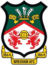 Wrexham (Wales)  England, National League