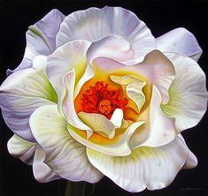 цветок - Схемы вышивки - lucha - Авторы - Портал «Вышивка крестом»