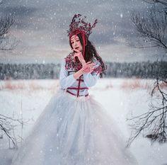 Valcyrie Fantasy world by Eugenia Berg