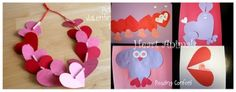 Fun valentine crafts for the friendship party