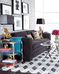 Bently Tufted Sofa