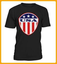 USA Flag Logo Caps - Ostern shirts (*Partner-Link)