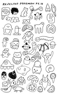 The Illustration of Hiller Goodspeed Party Tattoos, Mini Tattoos, Line Illustration, Illustrations, Graphic Design Illustration, Mini Drawings, Stick N Poke Tattoo, Doodle Art, Cute Art