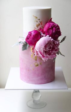 Wedding cake idea; Featured Cake: Sweet Bakes