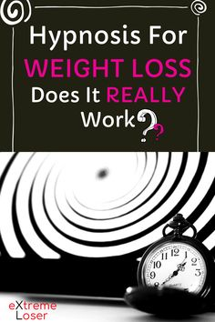 Hypnosis For Weight Loss: Does it Really Work Weight Loss, Losing Weight, Loosing Weight, Loose Weight