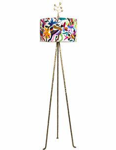 Otomi Floor Lamp
