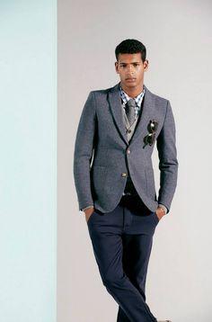 New Look SS14 #Menswear Lookbook #newlookfashion #blazer