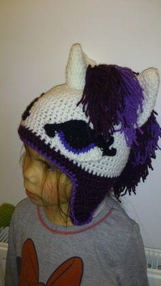 My little pony Rarity hat