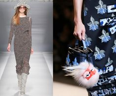 Max Mara, Fendi; spring 2015 collections