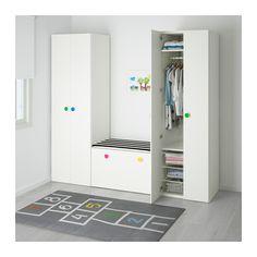 STUVA / FÖLJA Aufbewahrung mit Bank  - IKEA