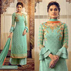 Hotlady Mishti Series At Wholesale Price Surat Kurta Palazzo, Palazzo Suit, Palazzo Pants Online, Latest Salwar Suits, Suits Online Shopping, Salwar Kameez Online, Suit Shop, Designer Collection, Indian Wear