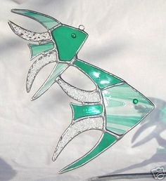 STAINED GLASS FISH | AnJ Stained Glass