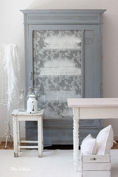 cabinet - ein Designerstück von bleuetrose bei DaWanda