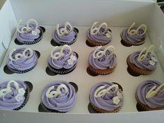 Pretty purple cupcakes Purple Cupcakes, Pretty, Desserts, Food, Meal, Deserts, Essen, Hoods, Dessert