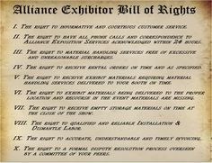 THE BILL OF RIGHTS U.S. Constitution First 10 Amendments History ...