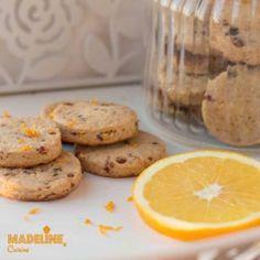 Biscuiti cu portocale / Orange cookies - Madeline's Cuisine