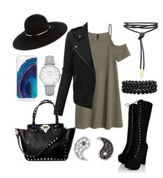 """""""Untitled #88"""" by gilda-golden on Polyvore featuring LE3NO, Eugenia Kim, Bling Jewelry, Sydney Evan and Topshop"""
