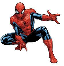 Spiderman Clip Art THE  5  STR  WARD  OF  AW YEAH
