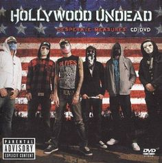Hollywood Undead - Desperate Measures: CD/DVD