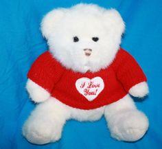 valentines bear walmart