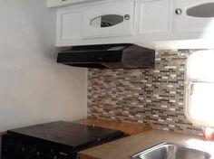 Bellagio Bello Smart Tiles Stainless Appliances And Stove