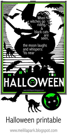 Halloween QUOTATION - Image : Quotes about Halloween - Description FREE printable Halloween quote print Sharing is Caring - Hey can you Share this Quote Halloween Paper Crafts, Halloween Prints, Halloween Quotes, Halloween Kids, Halloween Stuff, Printable Planner Stickers, Free Printables, Quote Prints, Funny Jokes