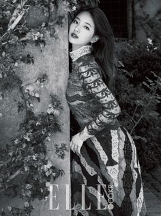 Miss A Suzy - Elle Magazine October Issue '15