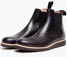 Chelsea Boots. My FAVORITE type of boot!