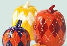 25 Bewitching Ways to Decorate a Pumpkin