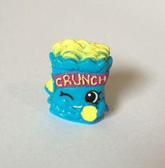 Shopkins Season 1 Blue Crispy Chip   eBay
