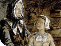 À la rencontre de Marguerite Bourgeoys – Musée Marguerite-Bourgeoys & Chapelle Notre-Dame-de-Bon-Secours, 400, rue Saint-Paul Est, Vieux-Montréal (Québec) H2Y 1H4 | 514.282.8670 | info@marguerite-bourgeoys.com