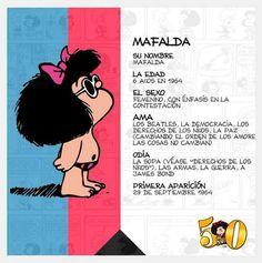 Por Mari Luz Peinado y Lucía González Para casi todo en la vida hay una frase de Mafalda. Quino recibe este viernes el Premio Príncipe de Asturias de Comunicación y Humanidades por un personaje tan comunicativo y tan humano como él, que a sus 82 años decía hace días en...