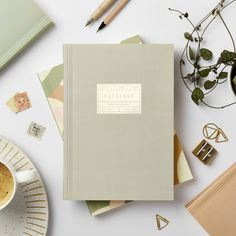 Luxury stationery made in England, browse our collection of cards, notebooks, personalised stationery and more on our online stationery shop. Book Flatlay, Notebook Cover Design, Notebook Covers, Flat Lay Inspiration, Cool Notebooks, Journals, Flatlay Styling, Book Photography, Product Photography