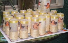 Recuerdos para primera comunión, enviados por Diana