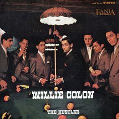 Willie Colon The Hustler Vinyl LP Vinyl LP Reissue Cut from the Original Analog Masters by Kevin Gray at Cohearent Audio In a young musician Vinyl Cover, Lp Vinyl, Vinyl Records, Indiana Jones, Jimi Hendrix, Willie Colon, Musica Salsa, Salsa Music, Afro Cuban