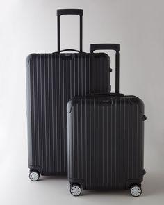 Rimowa Salsa black matte: my luggage crush