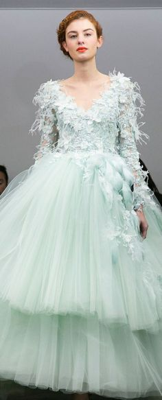 Tony Yaacoub Couture S/S 2014