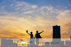 [攝影機構] LA-VIE Photography 橫濱 黃昏